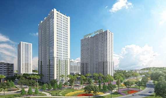 Dự án Green Bay Village – BIM Group